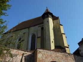 Detail Kirchenburg