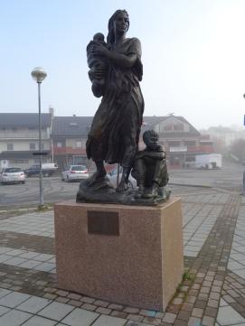 Denkmal in Kirkenes