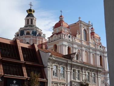 Vilnius; Kirche des hl. Kasimir